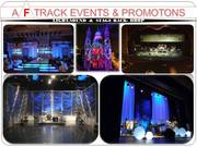 A F TRACK EVENTS MANAGEMENT  9827180012,  9329380012