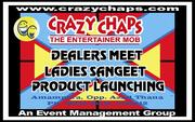 CRAZY CHAPS EVENT ORGANIZERS