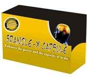 Herbal treatment to improve memory - Branole-X Capsule
