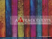 A F TRACK EVENTS & PROMOTIONS 09713000000,  09329380012