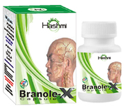 Get Mental Energy,  Focus and Concentration with Branole-X Capsule