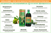 BENEFITS OF REGULAR USE OF APOLLO NONI JUICE