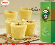 Shree Guruji Kesar Pista   Kesar   Thandai Products