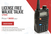 TalkPro launches license free Walkie Talkie in Chhattisgarh