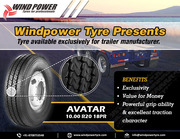 Truck Radial tyre exclusively available for Trailer Manufacturer