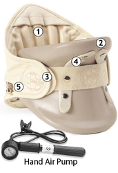NECK TRACTION THERAPY DISK DR. NECK NG-20 - General for sale
