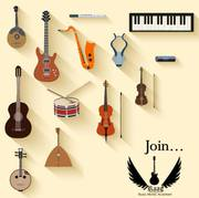 Free Demo Classes For Guitar, Keybord, Singing, octapad