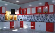 Well Furnished Modular Kitchen