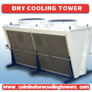 Cooling tower -Dry Cooling Tower Manufacturers in India