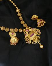 Buy now Traditional South Indian Jewellery and Necklace for Women.