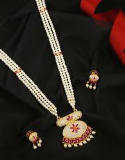 Explore Collection of Rani Haar Design at Best Price