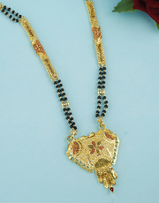 Get Latest Long Mangalsutra Designs Online at Best Price